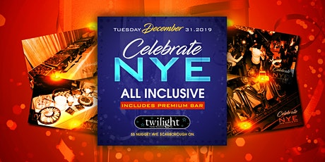 Celebrate NYE All Inclusive tickets