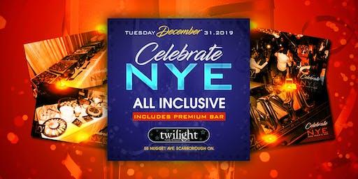Celebrate NYE All Inclusive