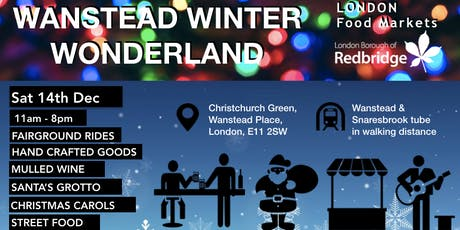 Wanstead Winter Wonderland tickets