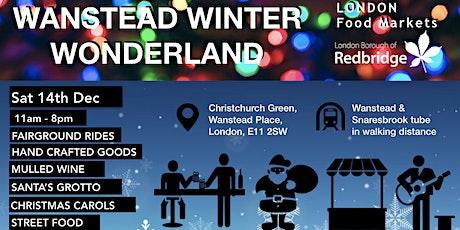 Wanstead Winter Wonderland tickets