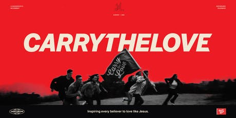 Carry The Love: Birmingham, England tickets