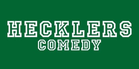 Comedy for Charity at Hecklers tickets