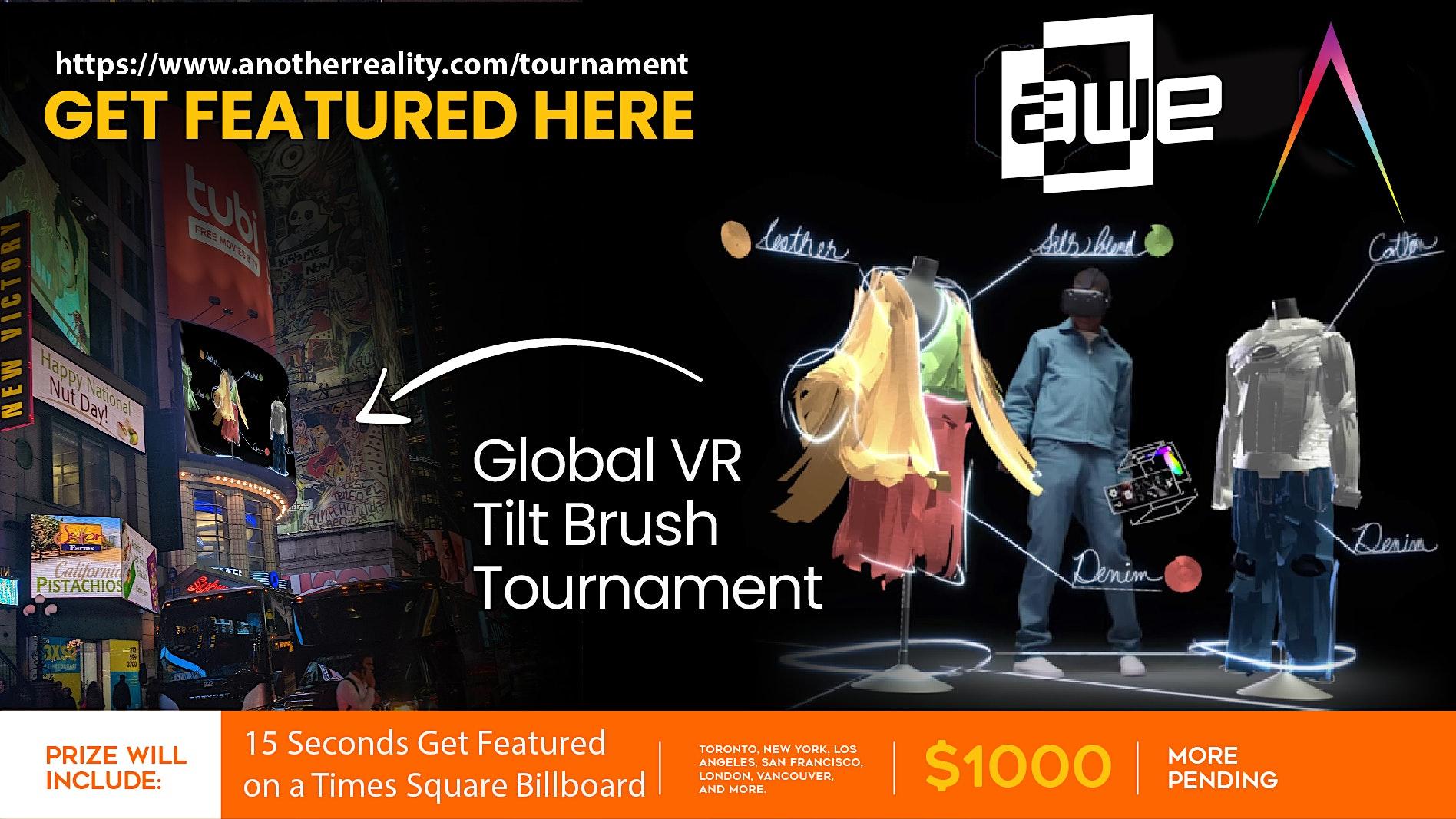 Global Tilt Brush Art Fest and Tournament- Toronto