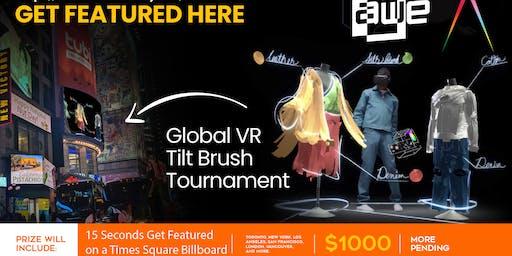 The 2020 Global Tilt Brush ARt Tournament- Toronto