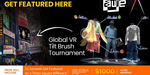 Global Tilt Brush Art Fest and Tournament- Toronto