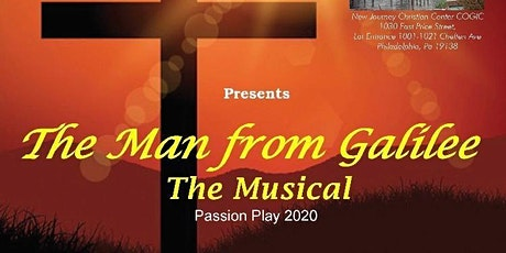 Passion Play 2020: The Man from Galilee The Musical tickets