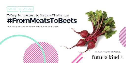 7-Day Jumpstart to Vegan Challenge | Sacramento