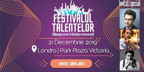 Festivalul Talentelor Diasporei Moldovenesti 2019 tickets