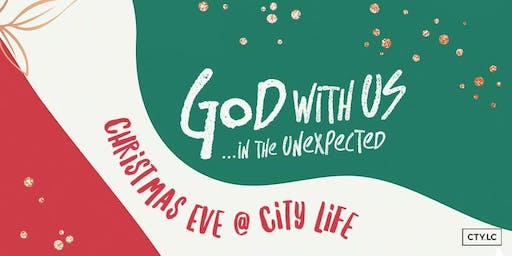 City Life's 2019 Christmas Eve Service