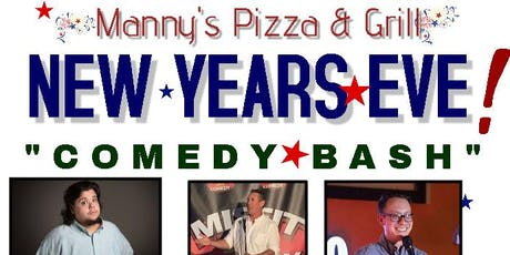 NEW YEARS EVE COMEDY BASH tickets