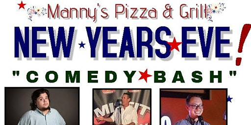 NEW YEARS EVE COMEDY BASH