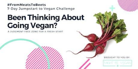 7-Day Jumpstart to Vegan Challenge   Fredericksburg, VA tickets