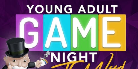 Game Night - EUPC Young Adult tickets