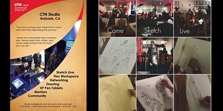 CTN SketchFEVER tickets