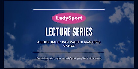 LadySport Lecture Series tickets
