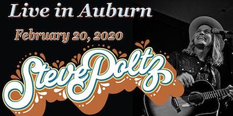Steve Poltz  Live @ Keep Smilin's Foothill Fillmore @  Auburn's Odd Fellows tickets
