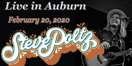 Steve Poltz  Live @ Keep Smilin's Foothill Fillmore @  Auburn's Odd Fellows