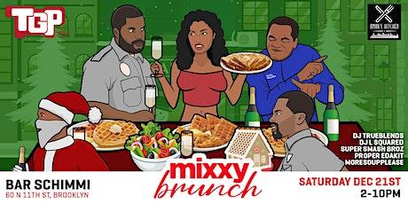 Mixxy Brunch tickets
