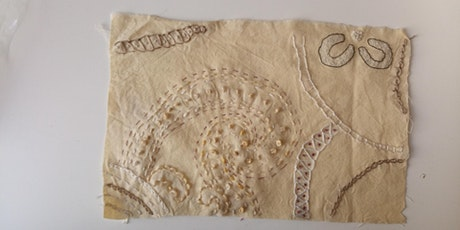 Relax with Stitch - Hand Embroidery Workshop tickets