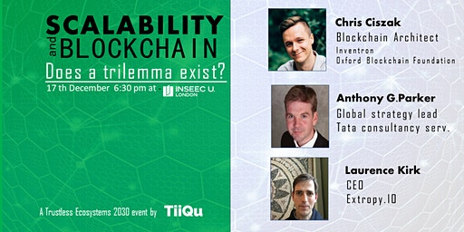 Does the blockchain scalability trilemma  exist?