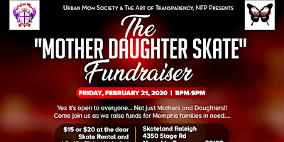 Mother Daughter Skate Fundraiser