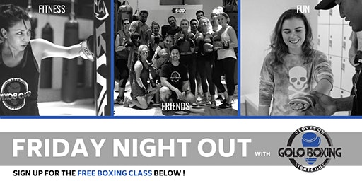 Friday Night Out Boxing