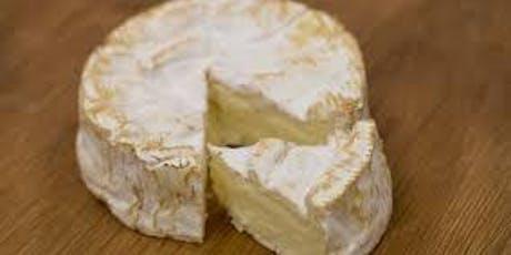 Cheese making workshop tickets