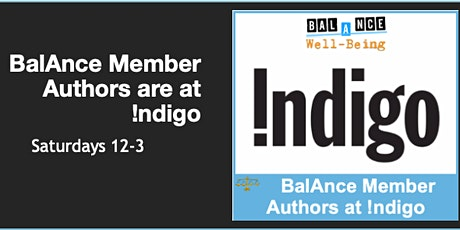 BalAnce Member Authors LIVE ON-LINE (!ndigo) tickets