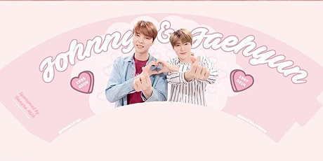NCT JohnJae Cupsleeve Event tickets