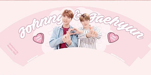 NCT JohnJae Cupsleeve Event