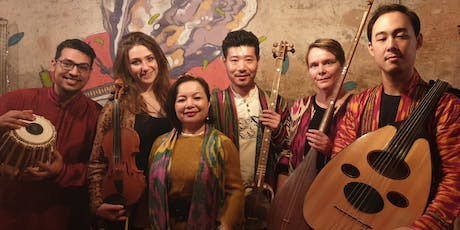 The SOAS Silk Road Collective concert:music of the Uyghurs and beyond tickets