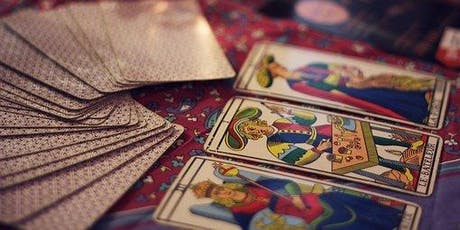 New Years Forecasting Tarot Psychic Readings with Denel Barak tickets