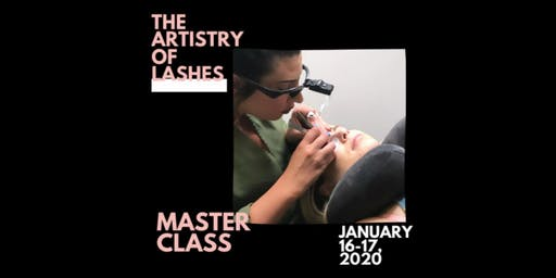 Learn The Artistry Of Classic Eyelash Extensions With Eugina Lewis