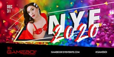 GameBoi SF - New Year's Eve 2020 at Origin 18+