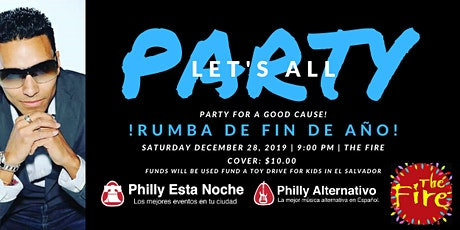 Latin Party for a Good Cause! tickets