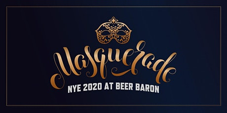 NYE Masquerade Party 2020 - Pleasanton tickets