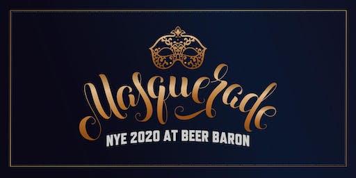 NYE Masquerade Party 2020 - Pleasanton
