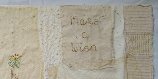 Post Christmas Relax with Stitch Hand Embroidery Workshop