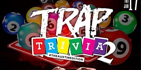 Trap Trivia {The ATX Edition} @ Hanovers 2.0 tickets