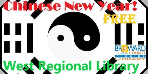 Chinese New Year at West Regional Library: Ying Yang Chinese Lucky Pendant