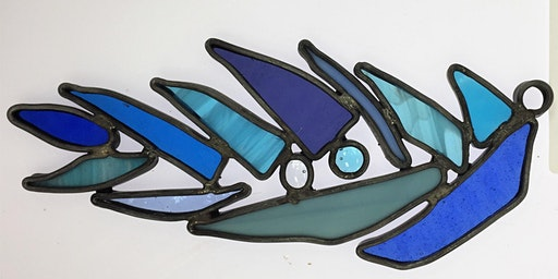 Stained Glass Expressions Workshop 2/29/2020