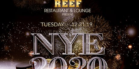NYE at REEF 2020 tickets