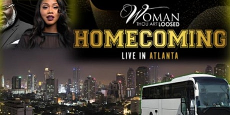 2020 - Woman Thou Art Loosed Bus Trip - Pittsburgh, PA tickets