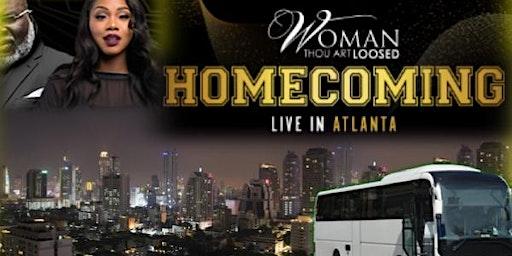 2020 - Woman Thou Art Loosed Bus Trip - Pittsburgh, PA