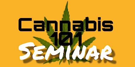 Cannabis 101 Seminar tickets