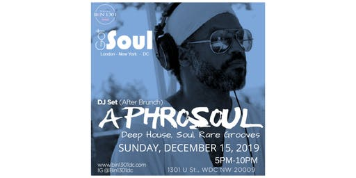 Got Soul Sunday At Bin 1301 Wine Bar DC