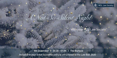 A Not-So-Silent Night tickets