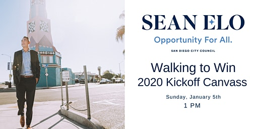 Walking to Win - 2020 Kickoff Canvass