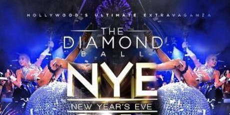 The DIAMOND BALL NYE 2020 @ PENTHOUSE Nightclub w/ Special Guest Artist TBA tickets