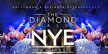 The DIAMOND BALL NYE 2020 @ PENTHOUSE Nightclub w/ Special Guest Artist TBA tickets